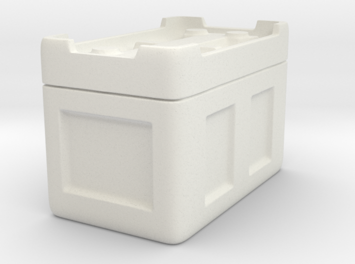 Sulaco hangar bay cargobox 1/12 scale 3d printed