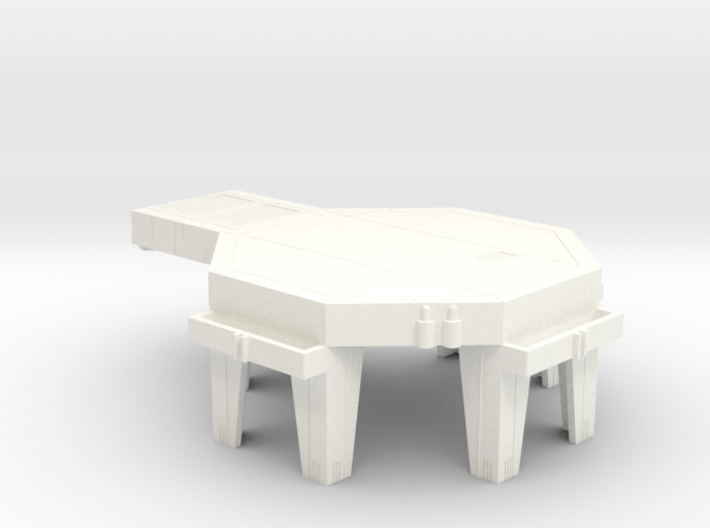 Starcom Starbase Landing Pad Connector 3d printed