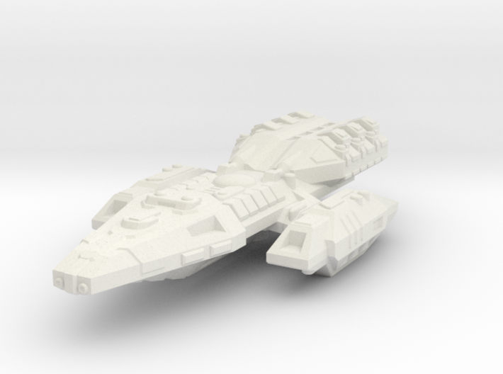Colonial Cruiser 3d printed