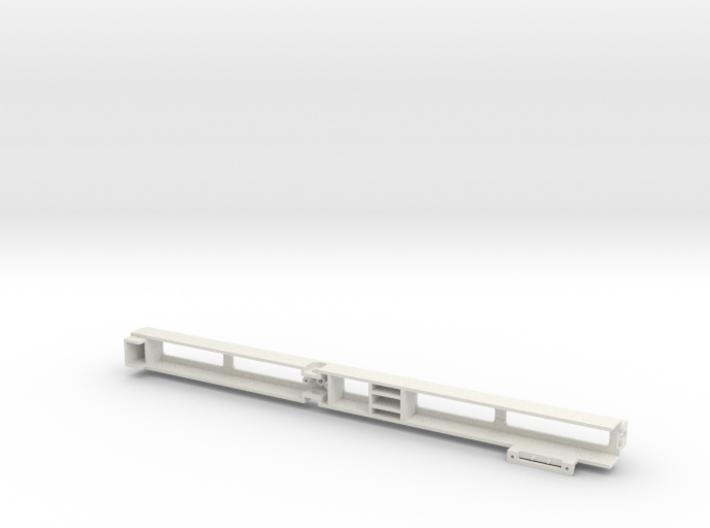 TM SCAR Frame 3d printed