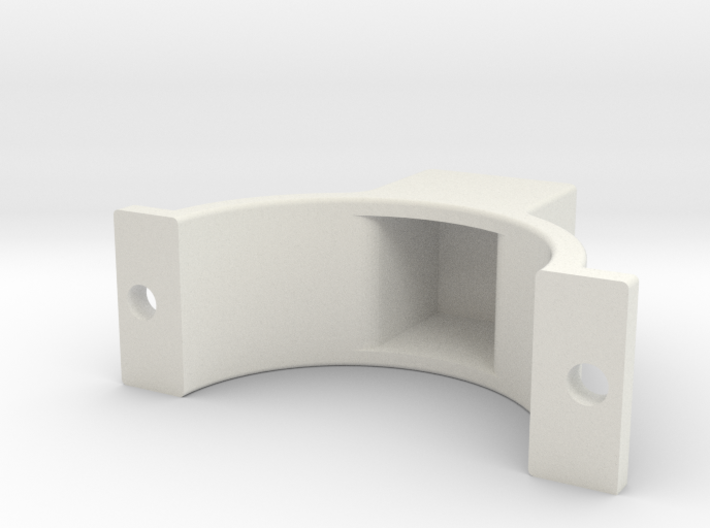 LSR Ring [Front Top] 3d printed