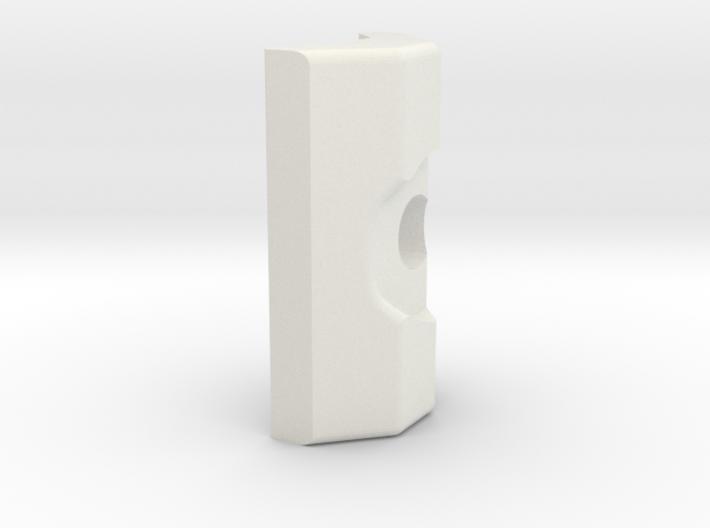 LSR Ring [Bottom Addon] 3d printed