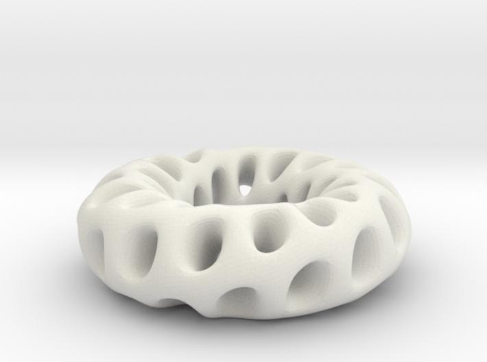 TwistedTorus 3d printed