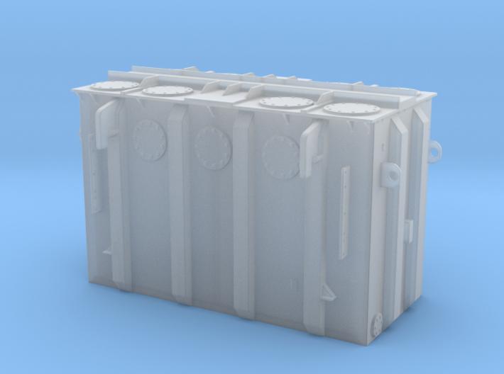1-87 Transformer 3d printed