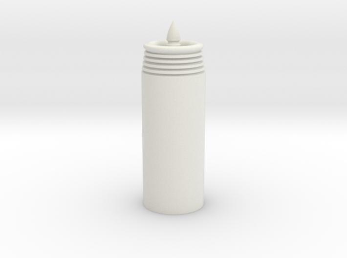 EN2187 saber plug 3d printed