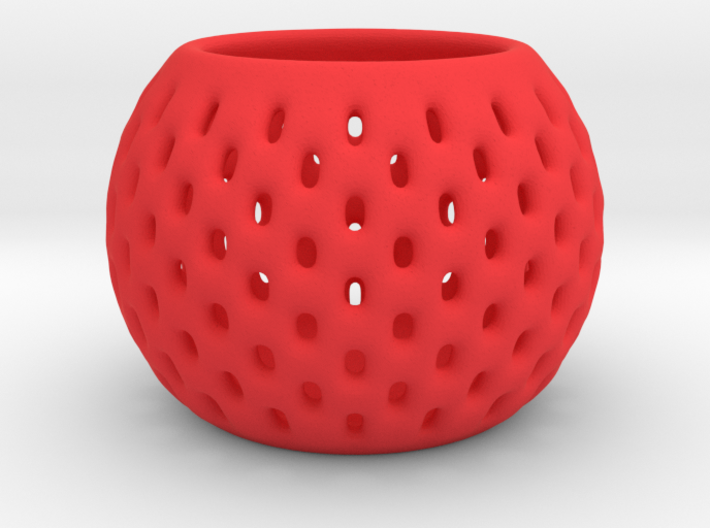 DRAW bowls - segmented 3d printed
