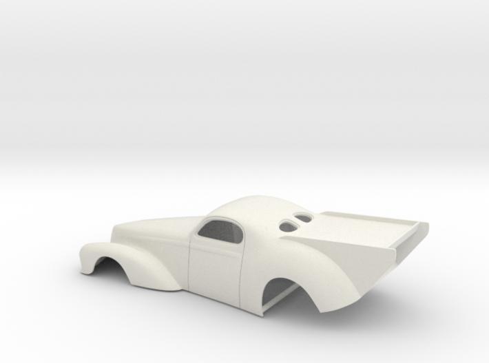 1/12 41 Willys Pro Mod Version II 3d printed