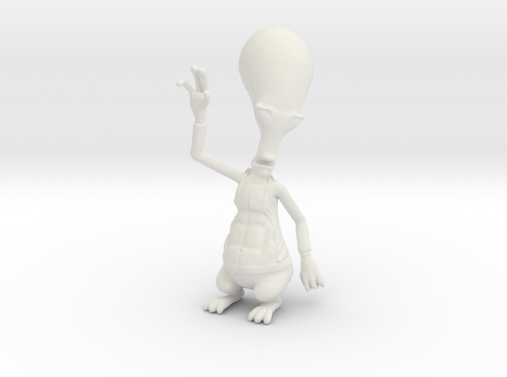 Ripped Roger 3d printed