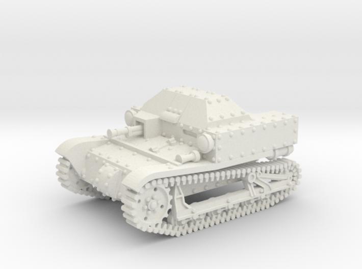 T27a Tankette (15mm) 3d printed