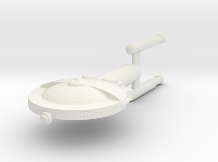 swordfish class refit 3d printed