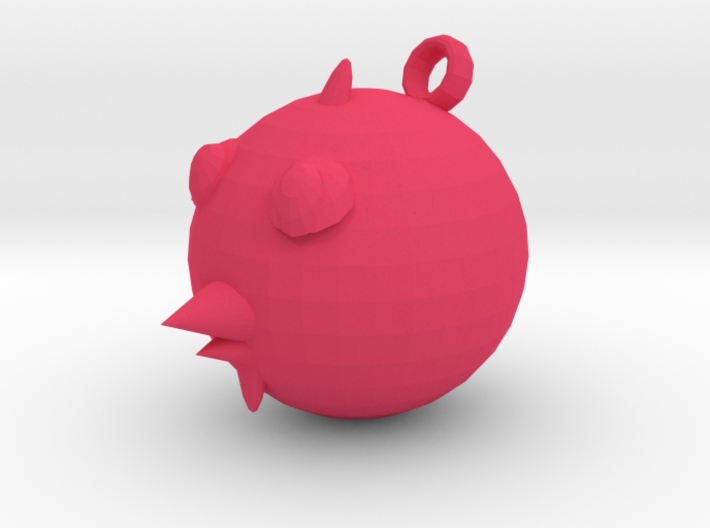 Cute Chick 3d printed