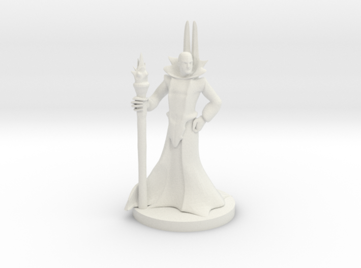 Arch Mage 3d printed