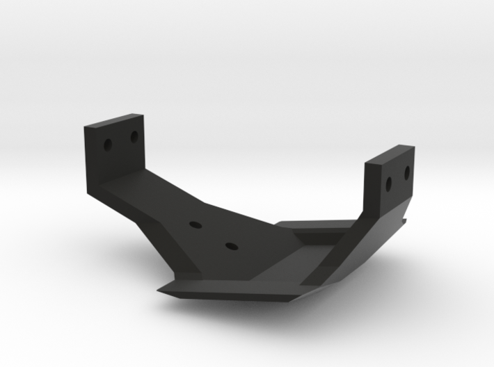 Low Profile Skid for TF2 3d printed