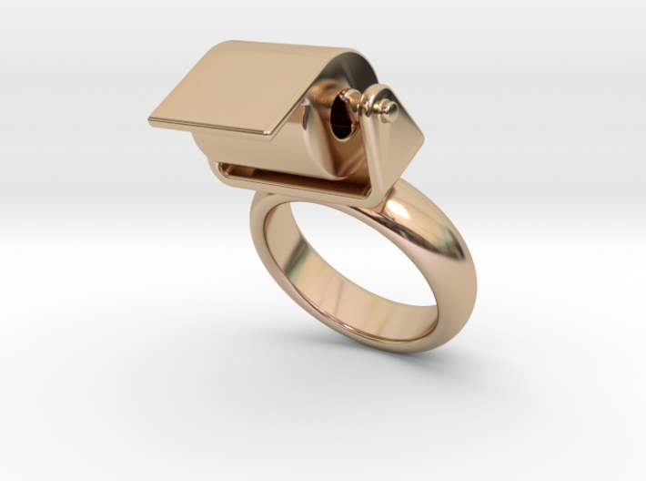 Toilet Paper Ring 29 - Italian Size 29 3d printed