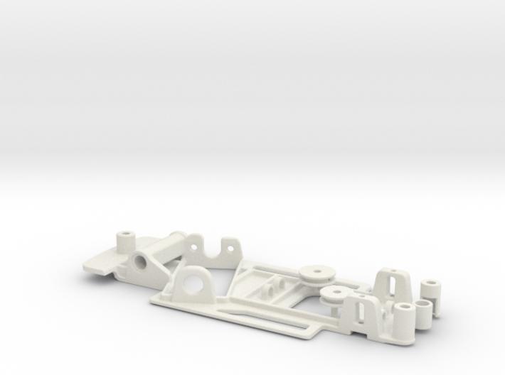 Chasis para Citroen DS3 scx 3d printed