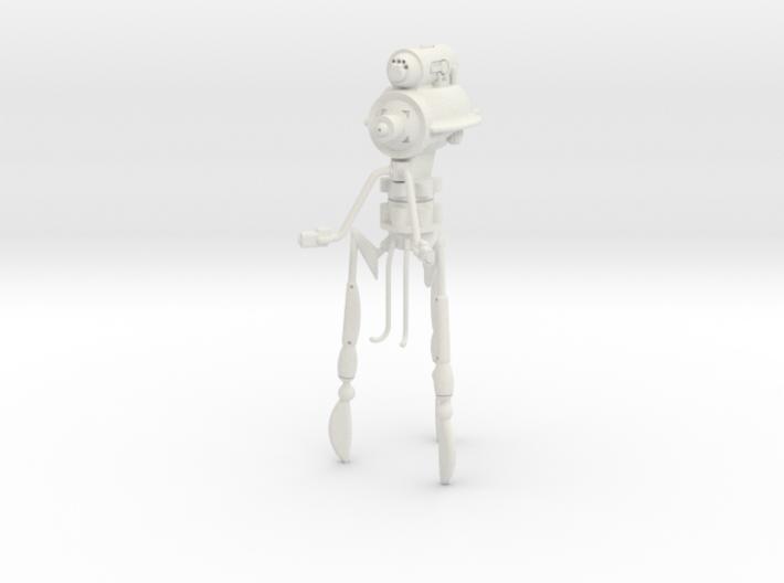 "AQ03 Martian Dominator Tripod (7.4"") 3d printed"