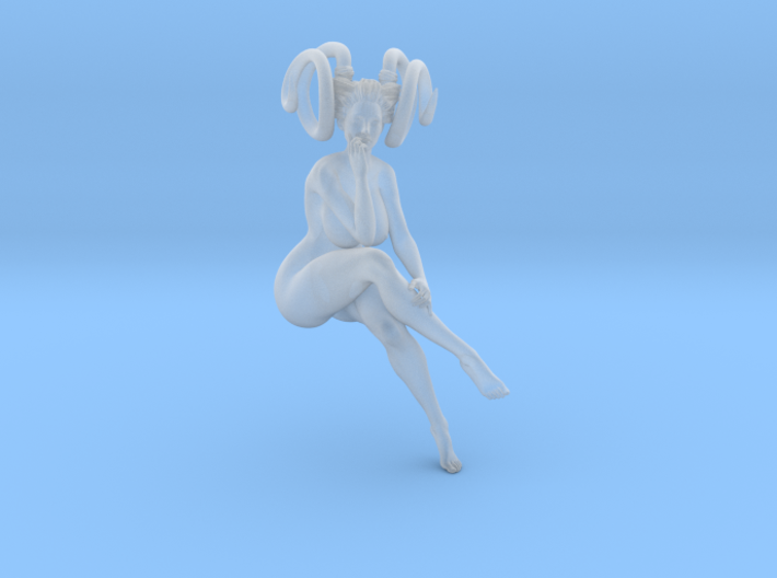 1/32 Evil Sexy Girl Pose 008 3d printed
