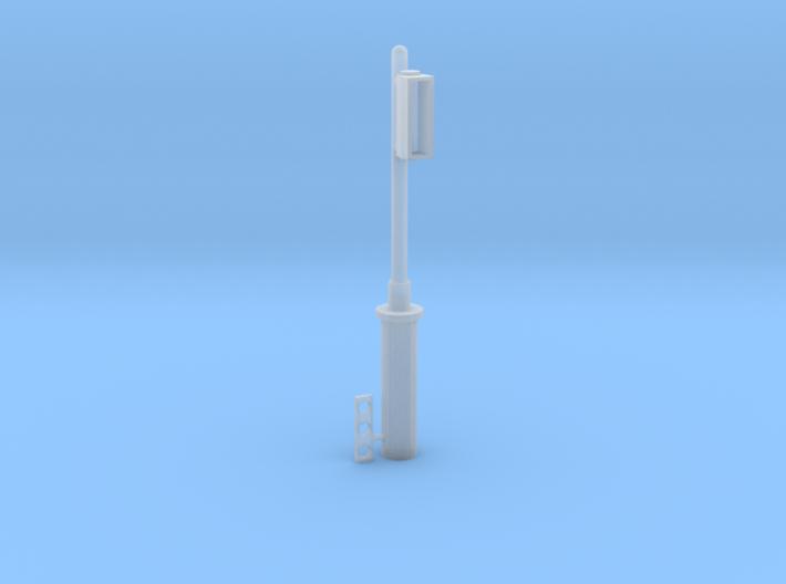 H0 1:87 Ampel / Trafficlight 3d printed