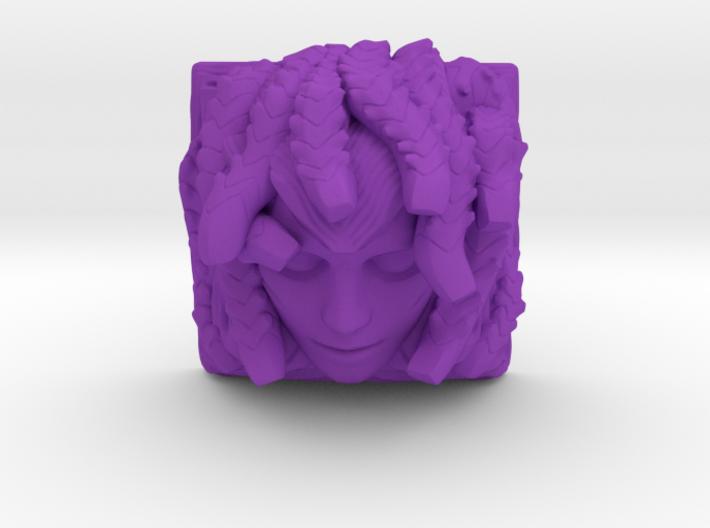 Medusa Keycap (Topre DSA) 3d printed