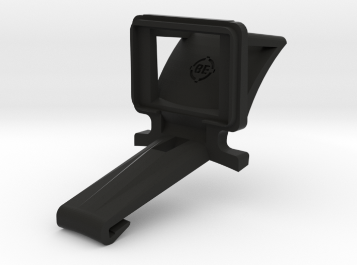 Hat Mount GoPro HERO 3/4 (Slim Case & GoPro HERO+) 3d printed