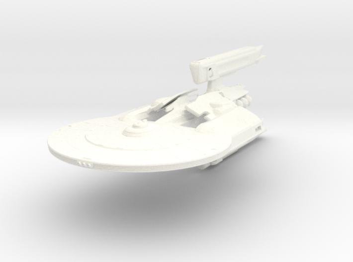 Pulsar Class Refit Tender Transport 3d printed