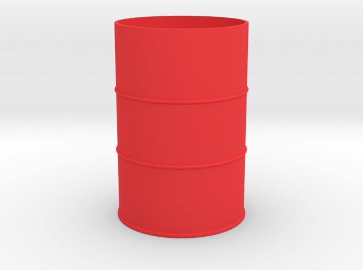 1/14 Scale 205 Ltr Drum (54 Gal) 3d printed