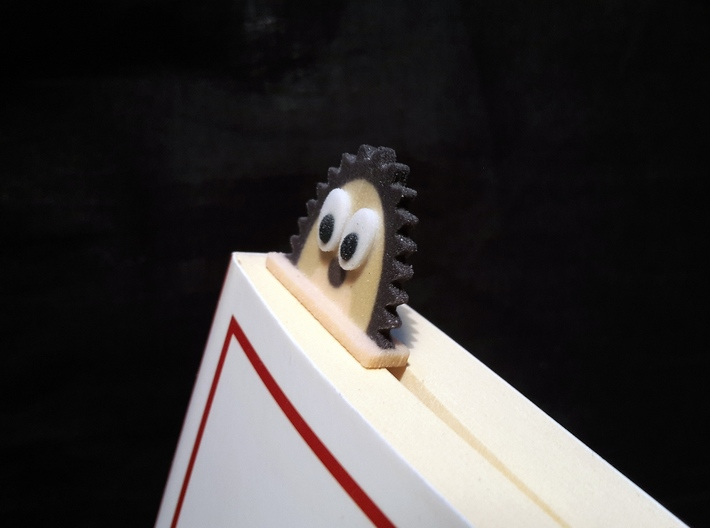 bookmark - S103 - thinking! 3d printed