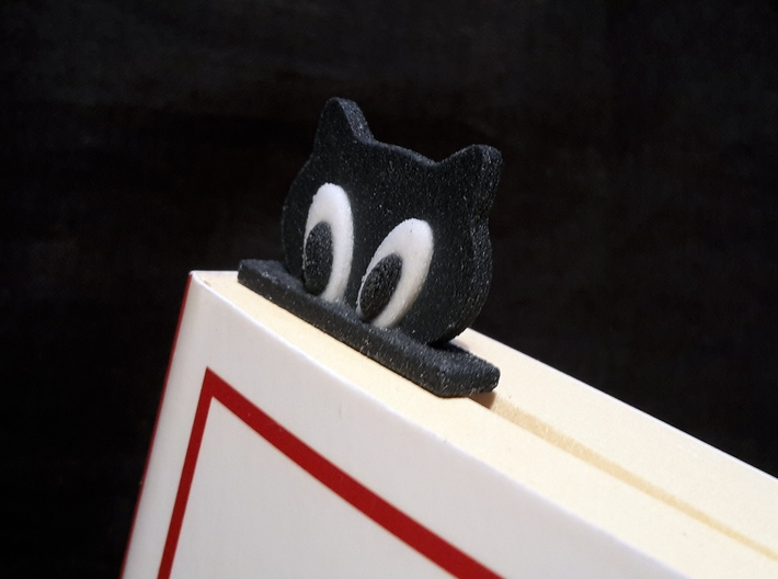 bookmark - S34 - thinking! 3d printed