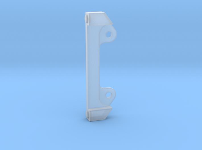Caliper Bracket for 6-piston brake calipers 3d printed