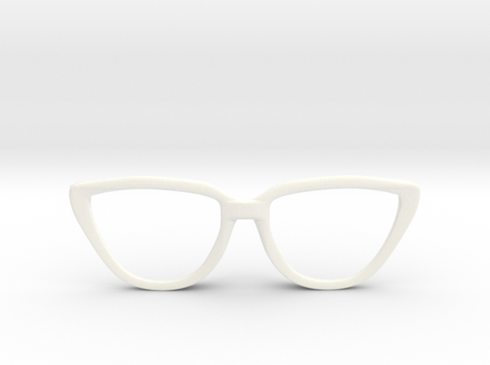 Optoid Hybrid MkIX: Custom Fit Rx Eyewear 3d printed