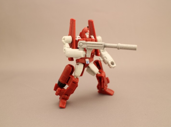 Combiner Wars Powerglide weapon 3d printed