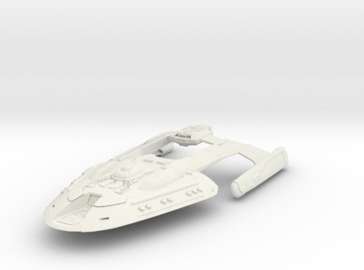Nor Class Gun Destroyer 3d printed
