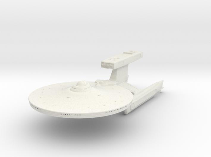 Pratchett Class Destroyer 3.7 3d printed
