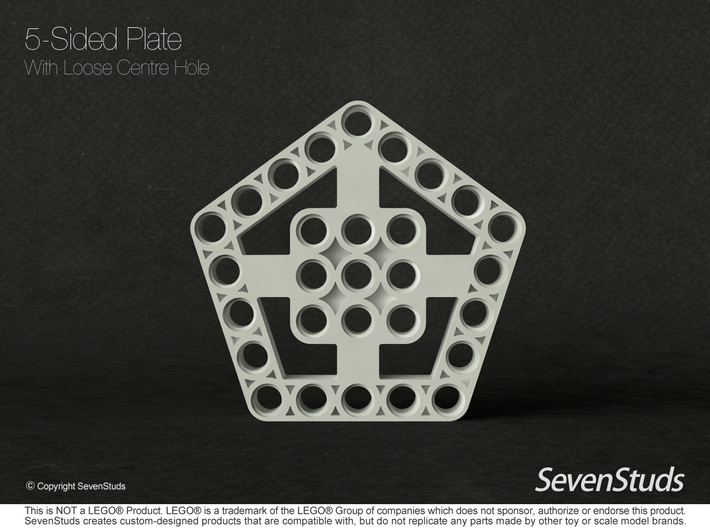 5 Sided Frame - Type B 3d printed