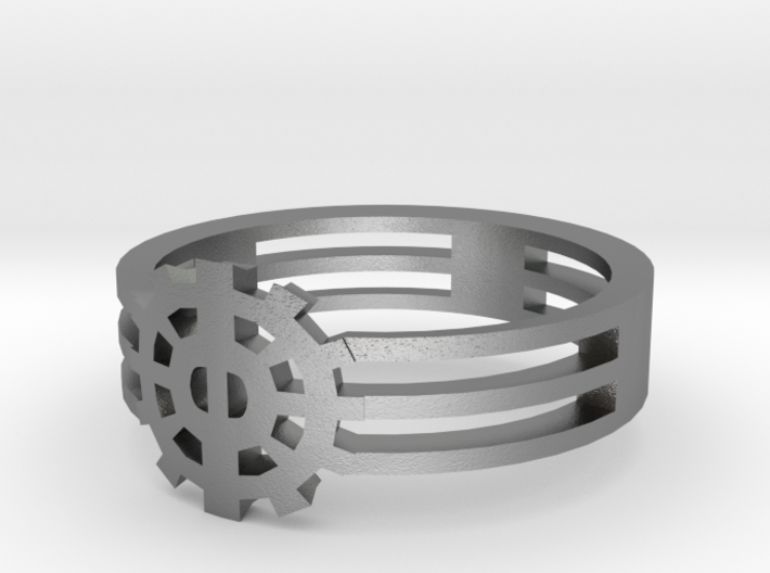 [The 100] Heda Forehead Piece Ring (US Size 6) 3d printed