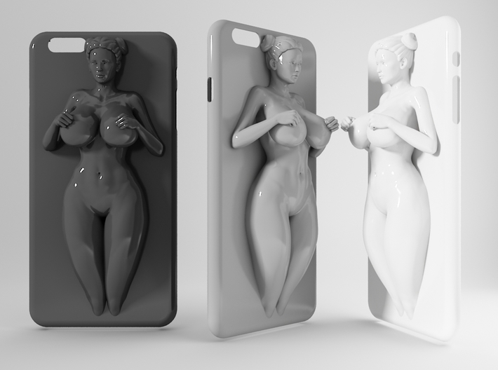 IPhone6 Plus Case Sexy Girl 003 3d printed