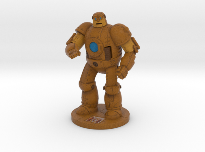Walter Tank - 2.5 inches 3d printed