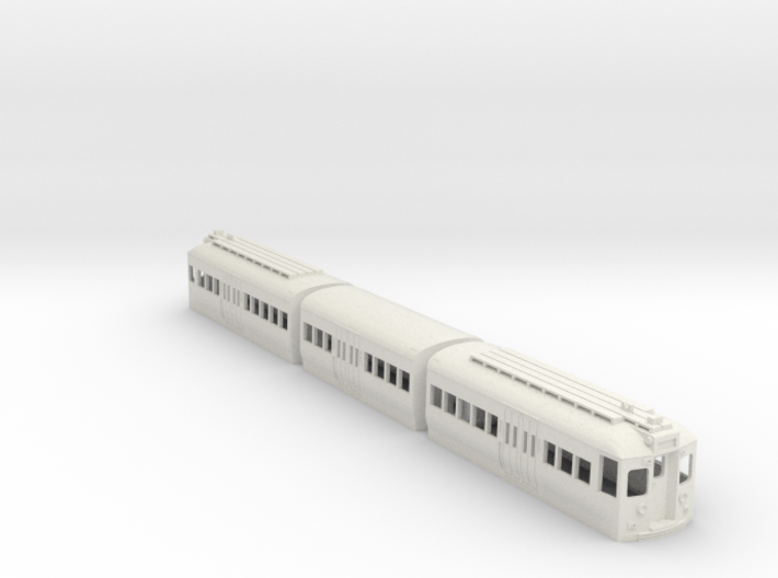 CTA 51-54 Series, Skokie Swift Version 3d printed