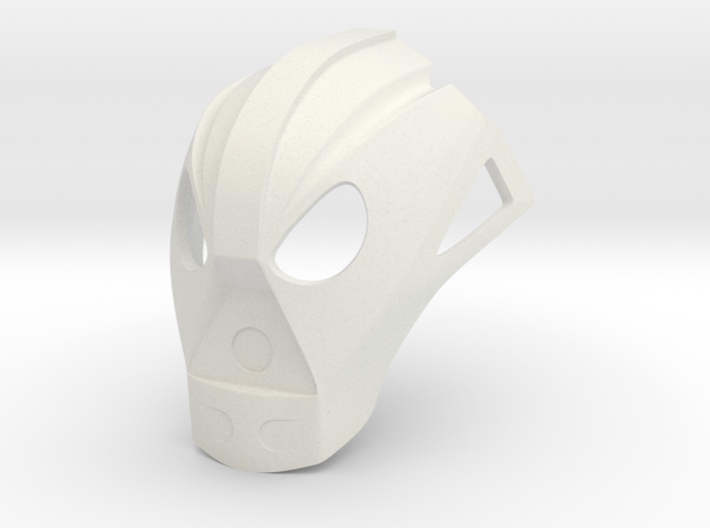Kanohi Calix (Inorganic) 3d printed