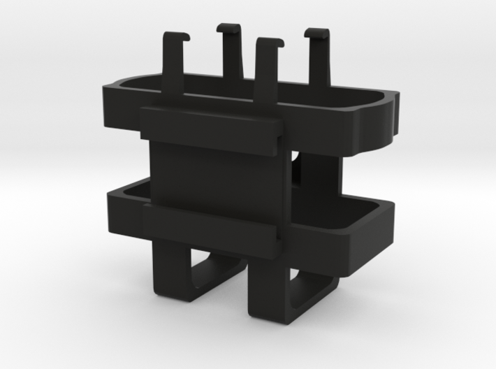 Camera Mount For Sescom Audio Switch 3d printed