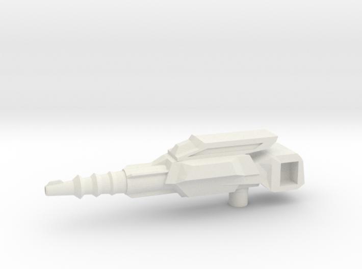 Electron Laser 3d printed
