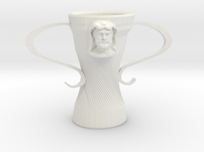 Hercules cup 3d printed