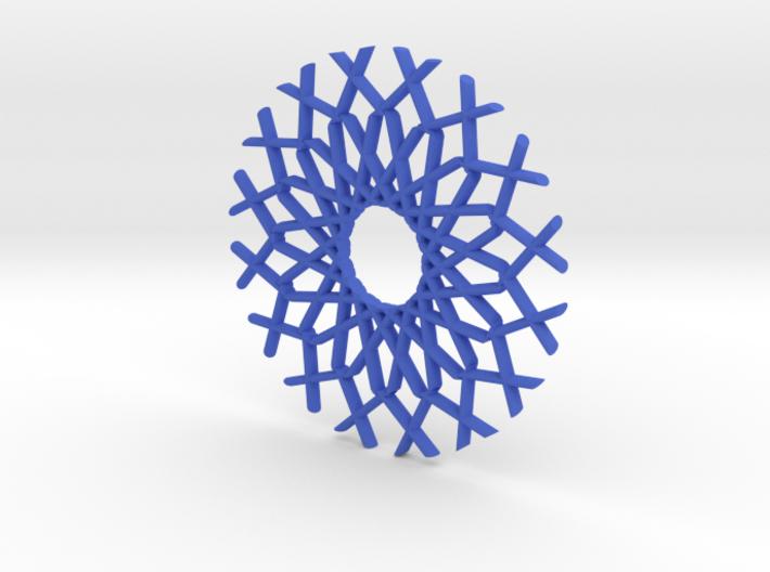 Modern Snow 3d printed