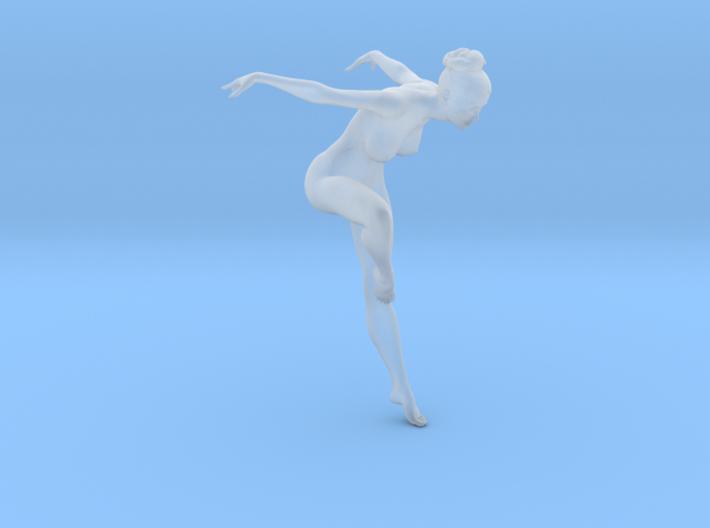 1/32 Nude Dancers 010 3d printed