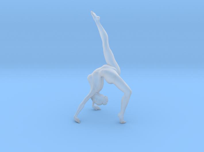 1/32 Nude Dancers 013 3d printed