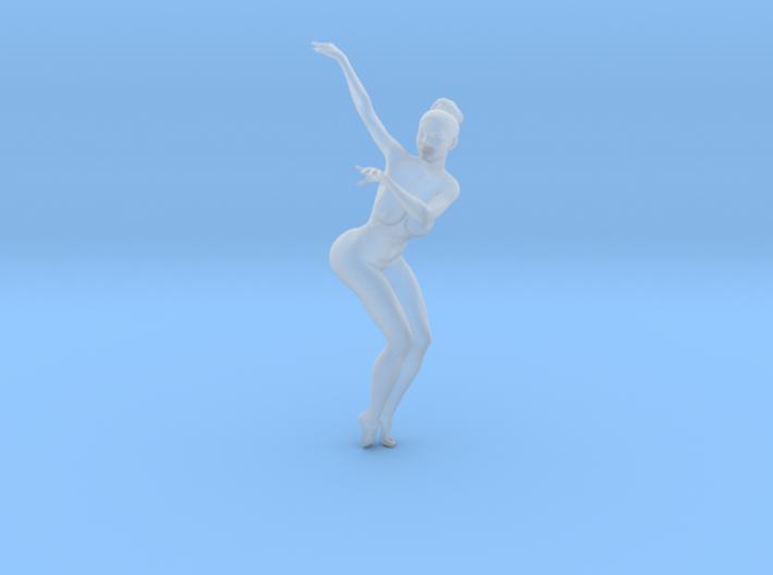 1/32 Nude Dancers 016 3d printed