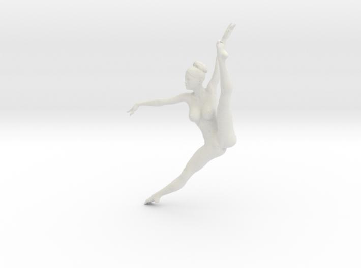 1/18 Nude Dancers 018 3d printed