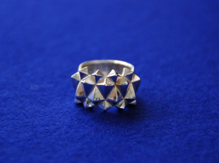 Ring Studs 3d printed