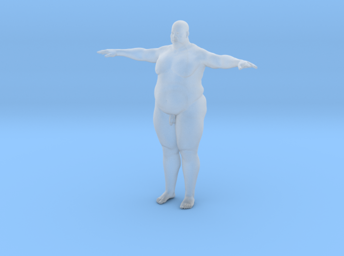 1/32 Fat Man 001 3d printed