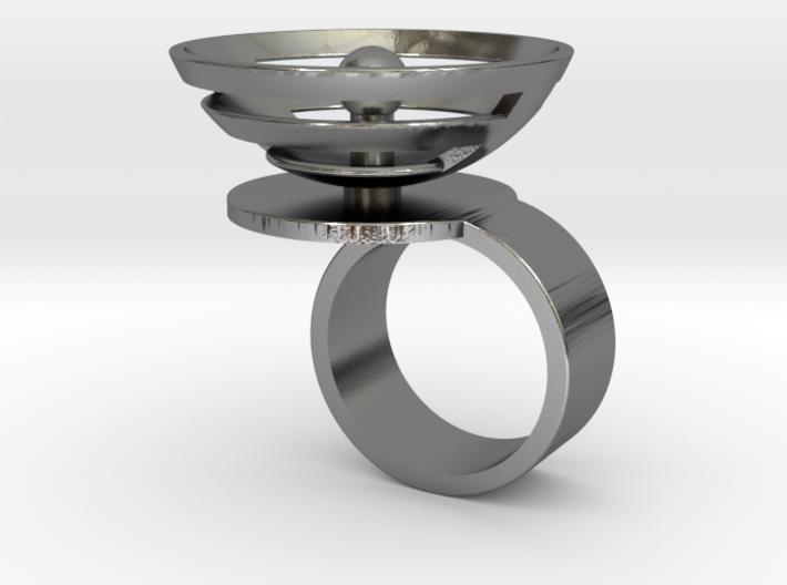 Orbit: US SIZE 6 3d printed